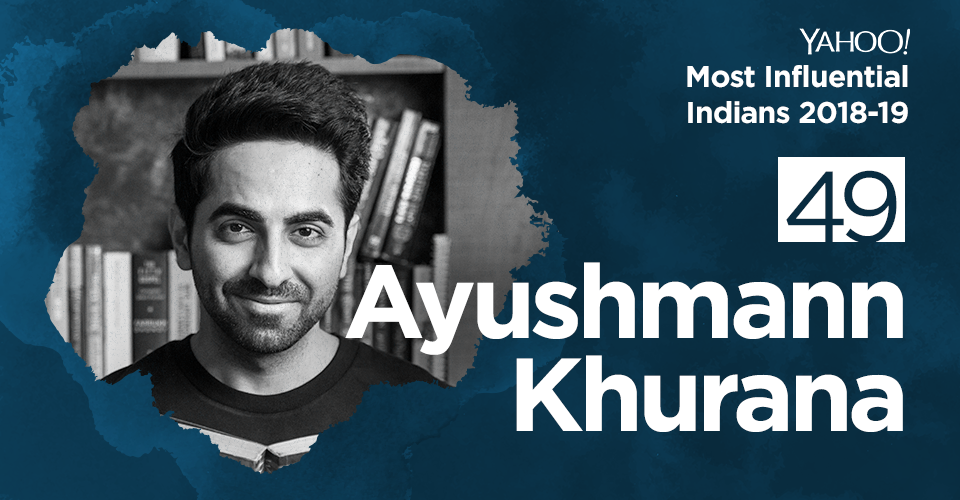 Ayushmann Khurrana has made a name for himself by selecting just the right scripts. From his debut in 'Vicky Donor' in 2012 to 'Andhadhun' and 'Badhai Ho' more recently, Ayushmann has always managed to bowl his fans over with his accurate, earthy portrayals. His latest, 'Dream Girl', is another feather in his cap.