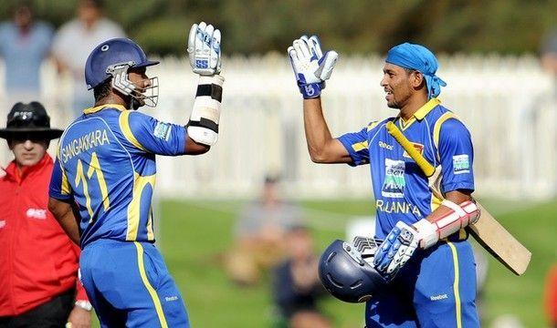 Sangakkara and Dilshan dominated Sri Lanka limited-overs cricket for more than a decade