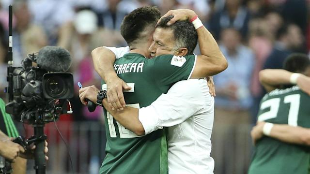 Mexico boss Juan Carlos Osorio revealed the in-depth planning that went into his side's hugely impressive 1-0 win over Germany on Sunday.