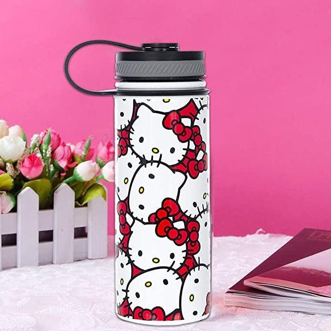 <p>Stay hydrated with the <span>Hello Kitty -Stainless Steel Insulated Travel Tumbler </span> ($22), which is leak-proof and has a wide-mouth.</p>