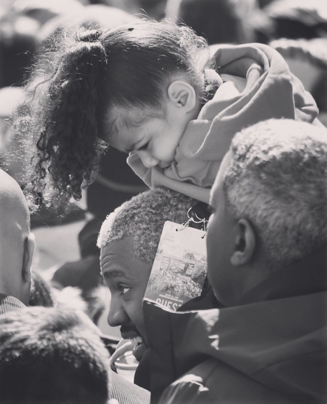 "<p>""What an amazing day yesterday to take my daughter to Washington D.C. to see our future leaders speak,"" the reality star captioned this shot of North West on the shoulders of her dad, Kanye West. ""Having my daughter march along-side her grandfather and parents was a day I hope she remembers forever. I know that the younger generation will vote to change these gun laws that so desperately need to be changed. Hearing these stories yesterday and meeting so many families affected by gun violence was heart breaking and I hope when it comes time to vote we all step up and vote to protect our children."" (Photo: <a href=""https://www.instagram.com/p/BgwOJthl2hn/?taken-by=kimkardashian"" rel=""nofollow noopener"" target=""_blank"" data-ylk=""slk:Kim Kardashian via Instagram"" class=""link rapid-noclick-resp"">Kim Kardashian via Instagram</a>) </p>"