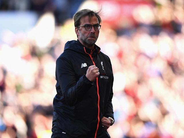 Klopp's tactical gamble almost backfired (Getty)
