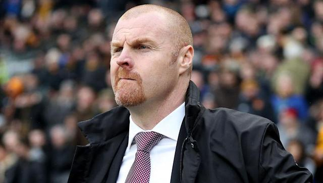 <p>Has the look of a weary provincial bouncer... forged from mountain rock. Dyche undoubtedly could crush you if he had to, but would arguably come undone against a true psychopath. </p>
