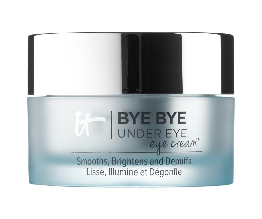 """<p>""""This is a new product to my morning line-up, but it's probably going to stick around for a while. It has a very thin cream consistency, so it glides on my skin with ease and refreshes my tired, puffy undereye area well. It is made with a plethora of ingredients to minimize puffiness (think caffeine and cucumber) and even blue algae to fight against the formation of wrinkles,"""" says MIMI Editor, <a rel=""""nofollow"""" href=""""https://www.instagram.com/tormoor/"""">Victoria. </a></p> <p>$48 