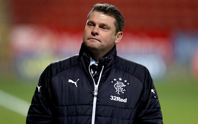 "Despite Celtic's advance on a second successive domestic treble, Scottish football is getting more competitive at its top level, according to Graeme Murty. The Rangers manager made his case after Saturday's 2-0 win at home to Heart of Midlothian, which saw his side move to within six points of Celtic ahead of the leaders' meeting with Aberdeen at Pittodrie on Sunday. Although Celtic have faltered during this campaign, those sides closest to them in the table have previously been unable to close the gap because of their own stumbles. Murty, though, cited the fact that the champions' points advantage is significantly less than half of what it was a year ago. He said: ""Their nearest rivals are closer than for a long time and getting closer to the league that we all want it to be. So, regardless of what Celtic do, our job is to push ourselves further and improve and make sure that, come the end of the season, we're still talking about title races and challenges at the top of the table and in the Scottish Cup. ""We want to be right at the top of the table and involved in every competition we compete in. I'm sure Derek McInnes is saying that at Aberdeen, Neil Lennon is saying that at Hibs and Craig Levein is saying that at Hearts. We want to be closer to what Celtic have done over the last period and, whilst being respectful to them, we want to make sure the season isn't over by March. ""We're closer but we're not where we need to be. We're still improving, we're still gelling and getting the group tighter and quicker with the ball and more cohesive in all departments."" Alfredo Morales, Rangers' Colombian striker, stated last week that his aim was to move to an English club, a declaration which Murty declared laudable. ""Yes. We want ambitious players here – players that are hungry to get to that next level,"" he said. ""We have just signed contracts with Josh Windass and James Tavernier, who are ambitious, still hungry to go and play at the highest level, but they understand that this place, this environment, gives them a fantastic platform. ""We play in front of masses and masses of people at home. Our fans travel in their thousands away and we get fantastic coverage in the media, so there are not many places in Britain which get better coverage than we get and if Alfredo wants to go to England, he's got things he has to do here that will bring that closer to being a reality for him. ""He wants to be on the pitch scoring goals and I think that his last few performances have shown that he's a real asset to the team. He's shown good enthusiasm, good quality and that predatory instinct that we love. ""At the moment, fatigue hasn't become an issue. What we do have is a really, really good squad that means that, if we get the opportunity, or we need to, we can freshen things up. ""As I keep on reiterating, though, this group has not finished growing yet. You've seen it just at the very, very start of its journey and we have to continue that growth. ""There will be setbacks along the way. There will be knockbacks. We just have to understand what we are building. We are closer than we have been recently. But close doesn't appease people. We want to be in front."" Rangers scored late in each half, taking the lead just before the break from Jamie Murphy and securing their three points two minutes before full- time when Russell Martin netted his first for the club with a tap-in. Elsewhere, Hibernian stunned Kilmarnock at Rugby Park with a first-minute strike by Florian Kamberi and a header by Ryan Porteous and by the interval the visitors could claim that they were unfortunate not to have doubled their advantage. Kilmarnock, though, responded with a swift double on their own account, first with a Jordan Jones shot and then with a penalty kick by Kris Boyd, in a match which finished 2-2. At the other end of the table, Ross County remained bottom when they lost 2-0 to St Johnstone at McDiarmid Park, where Murray Davidson netted a double and a poor day for the Staggies deteriorated when Craig Curran was sent off in the closing stages. Partick Thistle dropped into the relegation play-off place when their habit of conceding last-gasp goals materialised again with David Templeton's injury time winner in a 2-1 defeat at Hamilton, who leapfrogged the Jags into 10th spot. Accies are now two points behind Dundee, whose fans were noisily unhappy at losing to Motherwell at Dens Park, where Craig Tanner scored the only goal."