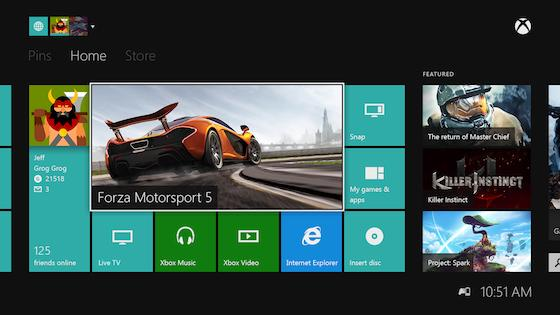 Xbox One gets battery life indicator with big February 11th update, more changes on the way