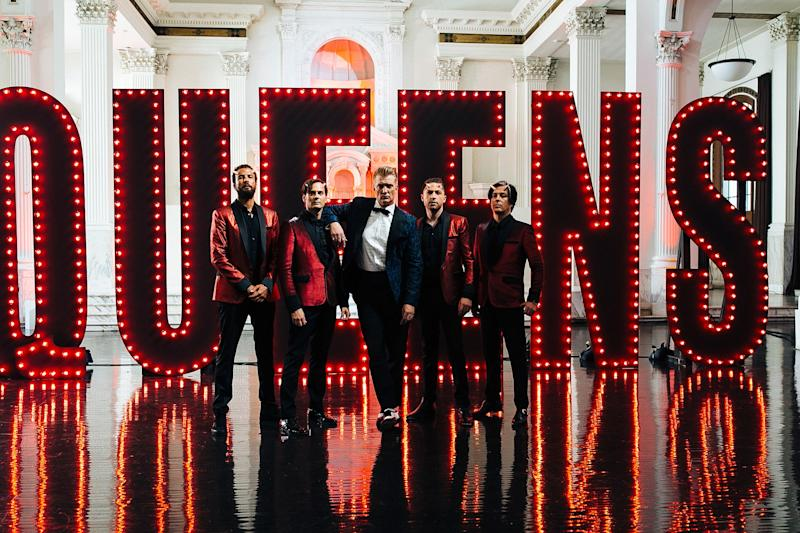 Rock: Hier sitzt jedes Riff: Queens of the Stone Age im Velodrom