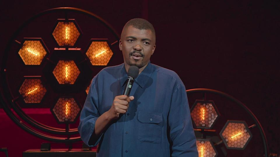 """Loyiso Gola: Unlearning"" (Photo: Netflix)"