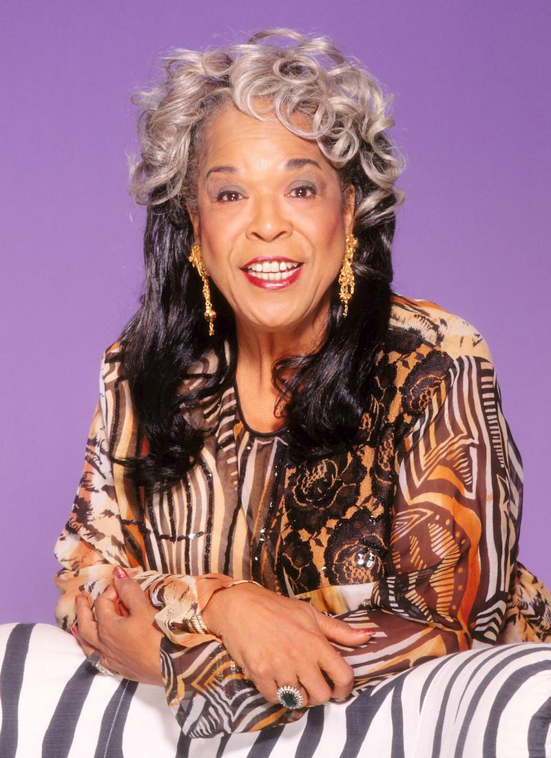 Legendary singer and actress Della Reese died at 86