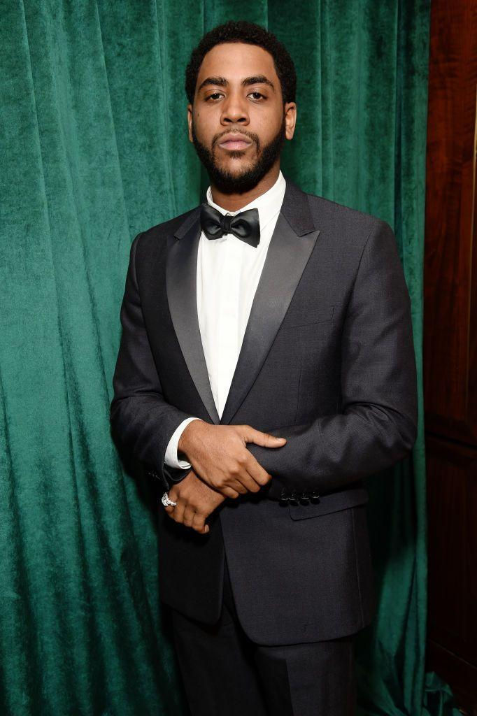 """<p>In 2019, the Dominican American actor and musician became the first Afro-Latino to win an Emmy for best lead actor in a limited series for his breakout role in <a href=""""https://www.oprahdaily.com/entertainment/tv-movies/a29180849/jharrel-jerome-emmy-win-when-they-see-us/"""" rel=""""nofollow noopener"""" target=""""_blank"""" data-ylk=""""slk:Ava DuVernay's When They See Us."""" class=""""link rapid-noclick-resp"""">Ava DuVernay's <em>When They See Us</em>.</a> """"It's an honor,"""" Jerome told <a href=""""https://remezcla.com/film/jharrel-jerome-emmy-interview/"""" rel=""""nofollow noopener"""" target=""""_blank"""" data-ylk=""""slk:Remezcla"""" class=""""link rapid-noclick-resp"""">Remezcla</a> at the time of his win. """"It's a blessing, and I hope this is a step forward for Dominicans, for Latinos, for Afro-Latinos. It's about time we are here.""""</p>"""