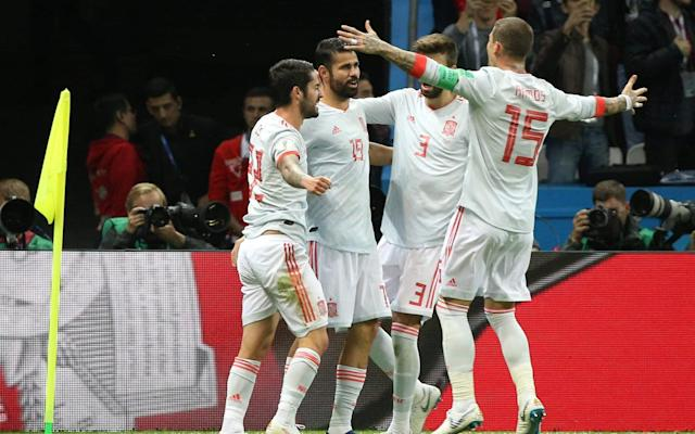The 2018 Fifa World Cup's eight groups of four teams are shaping up nicely as we head into the second round of games – but who is in best shape to progress to the round of 16? Here are the group tables and latest standings. Last December's draw in Moscow saw England placed in Group E with Belgium, Tunisia and Panama. The top two in the group will qualify for the knockout stages. You can find details about each team, the World Cup group they are in and our prediction on who makes it through right here. World Cup Draw Live Widget 2018 Group A - Russia, Saudi Arabia, Egypt, Uruguay Russia 5 Saudi Arabia 0 Egypt 0 Uruguay 1 Russia 3 Egypt 1 Uruguay 1 Saudi Arabia 0 Our pre-tournament group prediction: Uruguay and Egypt to go through Group B - Portugal, Spain, Morocco, Iran Morocco 0 Iran 1 Portugal 3 Spain 3 Portugal 1 Morocco 0 Iran 0 Spain 1 Our pre-tournament group prediction: Portugal and Spain to go through Group C - France, Australia, Peru, Denmark France 2 Australia 1 Peru 0 Denmark 1 Our pre-tournament group prediction: France and Denmark to go through Group D - Argentina, Iceland, Croatia, Nigeria Argentina 1 Iceland 1 Croatia 2 Nigeria 0 Our pre-tournament group prediction: Argentina and Croatia to go through Group E - Brazil, Switzerland, Costa Rica, Serbia Costa Rica 0 Serbia 1 Brazil 1 Switzerland 1 Our pre-tournament group prediction: Brazil and Switzerland to go through Group F - Germany, Mexico, Sweden, South Korea Germany 0 Mexico 1 Sweden 1 South Korea Our pre-tournament group prediction: Germany and Mexico to go through Group G - Belgium, Panama, Tunisia, England Belgium 3 Panama 0 Tunisia 1 England 2 Our pre-tournament group prediction: Belgium and England to go through Group H - Poland, Senegal, Colombia, Japan Colombia 1 Japan 2 Poland 1 Senegal 2 Our pre-tournament group prediction: Poland and Colombia to go through Full 2018 World Cup squad lists and guides | Star to watch, odds, fans' chants and more World Cup 2018 | The best of the Telegraph's 