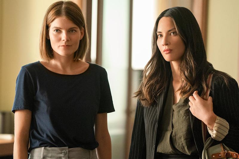 Starz dystopian drama The Rookpromises secrets, lies, and a little sci-fi