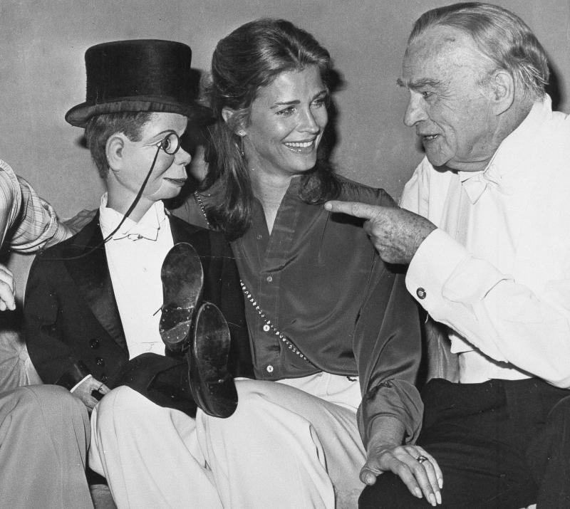 Candice Bergen producing film on her famed father