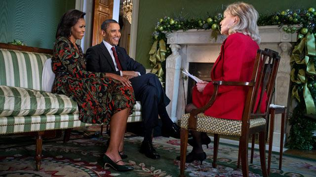 President Obama, First Lady Tackle 10 Personal Questions