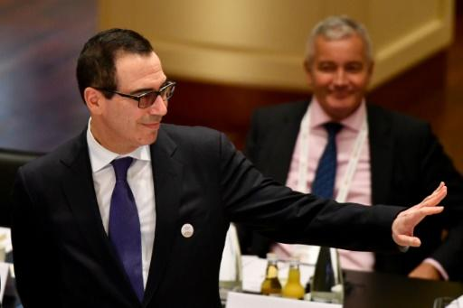 G20 ministers fail to get US on board for trade, climate
