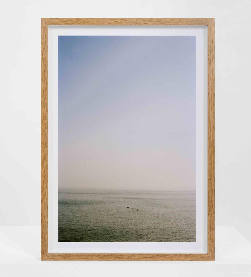 "<p>This photograph captures the serene tranquillity of Limeslade Bay, Wales. Photographer Phil Brokenhurst is just one of the artists sold through Artist's and Objects, an online interiors platform that promotes the work of UK based artists and makers.  From £150. <u><a href=""https://artistsandobjects.com/product/breathe/"" target=""_blank"">artistsanobjects.com</a></u></p>"