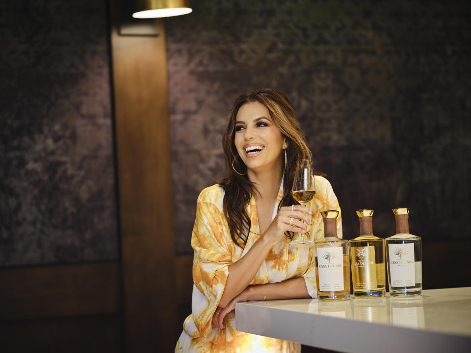 Eva Longoria's new tequila brand is a reflection of the star's own love for her Mexican roots