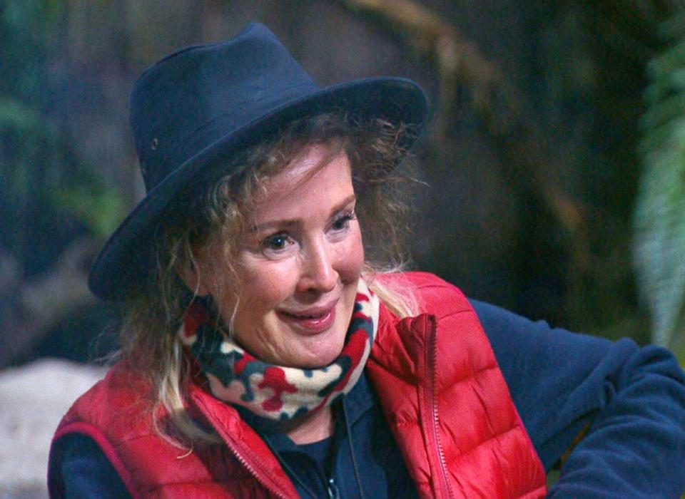 <p>Beverley Callard and Victoria Derbyshire were eliminated in the same episode on Monday</p>Rex Features