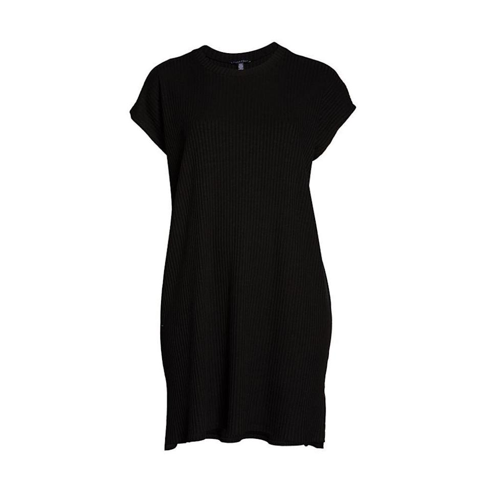 """<p><strong>EILEEN FISHER</strong></p><p>nordstrom.com</p><p><a href=""""https://go.redirectingat.com?id=74968X1596630&url=https%3A%2F%2Fwww.nordstrom.com%2Fs%2Feileen-fisher-crewneck-rib-knit-dress-plus-size%2F5845161&sref=https%3A%2F%2Fwww.harpersbazaar.com%2Ffashion%2Ftrends%2Fg36558825%2Fnordstrom-half-yearly-sale-2021%2F"""" rel=""""nofollow noopener"""" target=""""_blank"""" data-ylk=""""slk:Shop Now"""" class=""""link rapid-noclick-resp"""">Shop Now</a></p><p><strong><del>$218</del> $46 (33% off) </strong></p>"""
