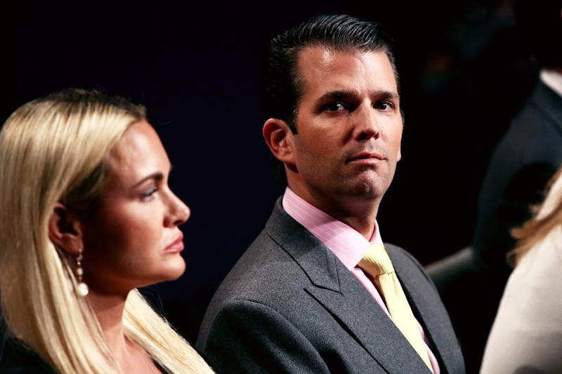 Vanessa Trump Reportedly Divorced Don Jr. Because, as We've Known for Years, He Is Very Cheap