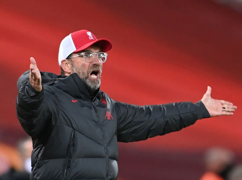 FILE PHOTO: Carabao Cup Fourth Round - Liverpool v Arsenal