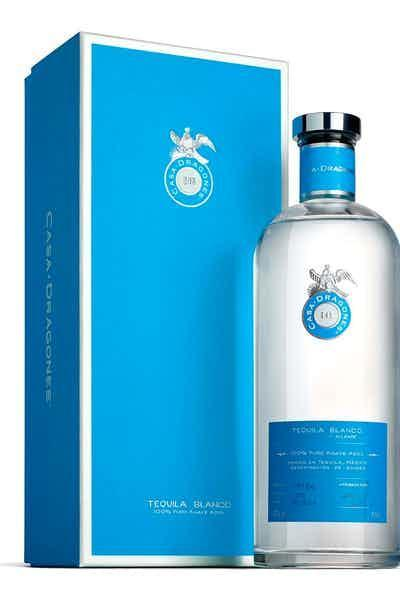 """<h2>Casa Dragones Tequila Blanco<br></h2><br>If his whiskey bar is fully stocked and he's looking to try something new, he'll appreciate the gift of a top-rated tequila. While Casa Dragones' premium Joven """"sipping"""" variety can run you a few hundred dollars, the brand's Blanco blend is a delicious option that's ideal for mixing or drinking on the rocks — and it usually clocks in under $100.<br><br><em>Shop Casa Dragones at <strong><a href=""""https://drizly.com/liquor-brands/casa-dragones/b2861"""" rel=""""nofollow noopener"""" target=""""_blank"""" data-ylk=""""slk:Drizly"""" class=""""link rapid-noclick-resp"""">Drizly</a></strong></em><br><br><strong>Casa Dragones</strong> Tequila Blanco, $, available at <a href=""""https://go.skimresources.com/?id=30283X879131&url=https%3A%2F%2Fdrizly.com%2Fliquor%2Ftequila%2Fsilver-tequila%2Ftequila-casa-dragones-blanco%2Fp8269"""" rel=""""nofollow noopener"""" target=""""_blank"""" data-ylk=""""slk:Drizly"""" class=""""link rapid-noclick-resp"""">Drizly</a>"""