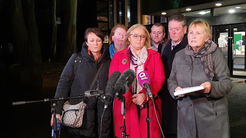 Talks between trade unions and Department of Health end without agreement