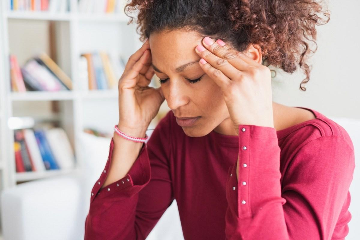 """Intense <a href=""""https://bestlifeonline.com/headache-causes/?utm_source=yahoo-news&utm_medium=feed&utm_campaign=yahoo-feed"""">headache pain</a> that often goes mistaken for a migraine is one symptom of a stroke you should keep an eye on. """"This can occur as a result of bleeding in the brain,"""" explains <strong><a href=""""https://www.memorialcare.org/memorialcare-medical-group/find-providers/physician/sanjiv-m-patel-md"""" target=""""_blank"""">Sanjiv Patel</a></strong>, MD, a cardiologist at MemorialCare Heart & Vascular Institute in California.  If you experience any of the following symptoms of a stroke along with a headache, it's time to get to the hospital immediately. Or, if your headache is significantly worse than usual, it's always best to play it safe and seek medical attention."""