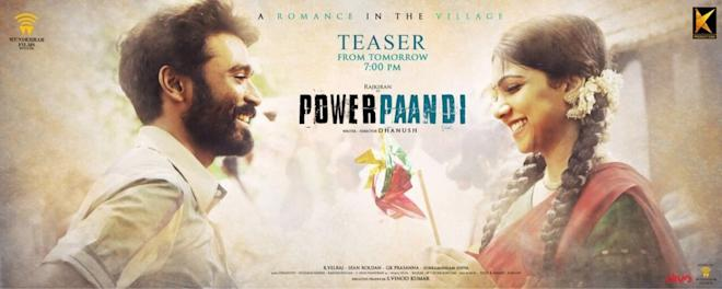 Power Paandi aka Pa Paandi