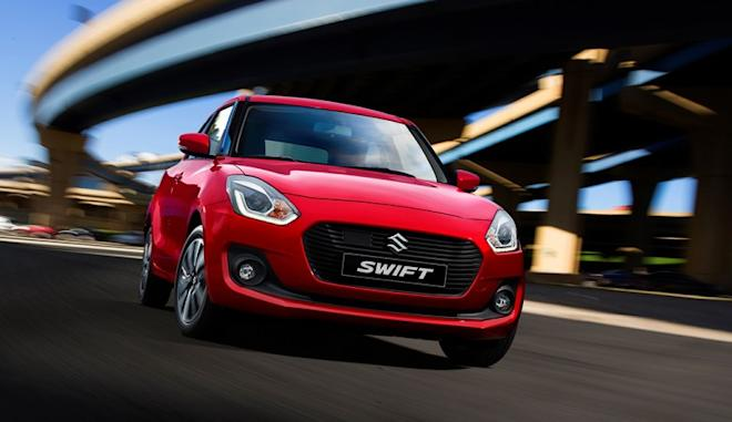 Suzuki Swift, Suzuki Swift new, 2017 Suzuki Swift, Suzuki Swift India