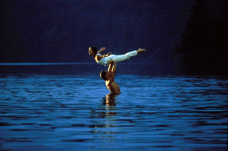 Jennifer Grey and Patrick Swayze in 'Dirty Dancing' (Photo: ©Vestron Pictures/Courtesy Everett Collection)