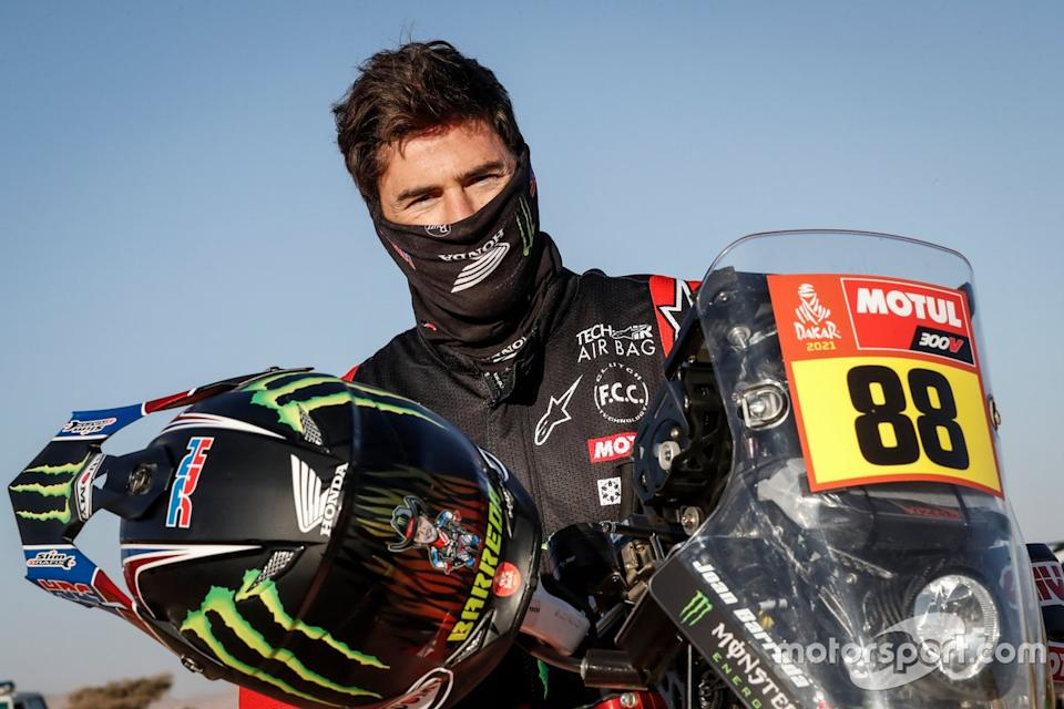 "#88 Monster Energy Honda Team: Bort Joan Barreda<span class=""copyright"">Honda Racing</span>"