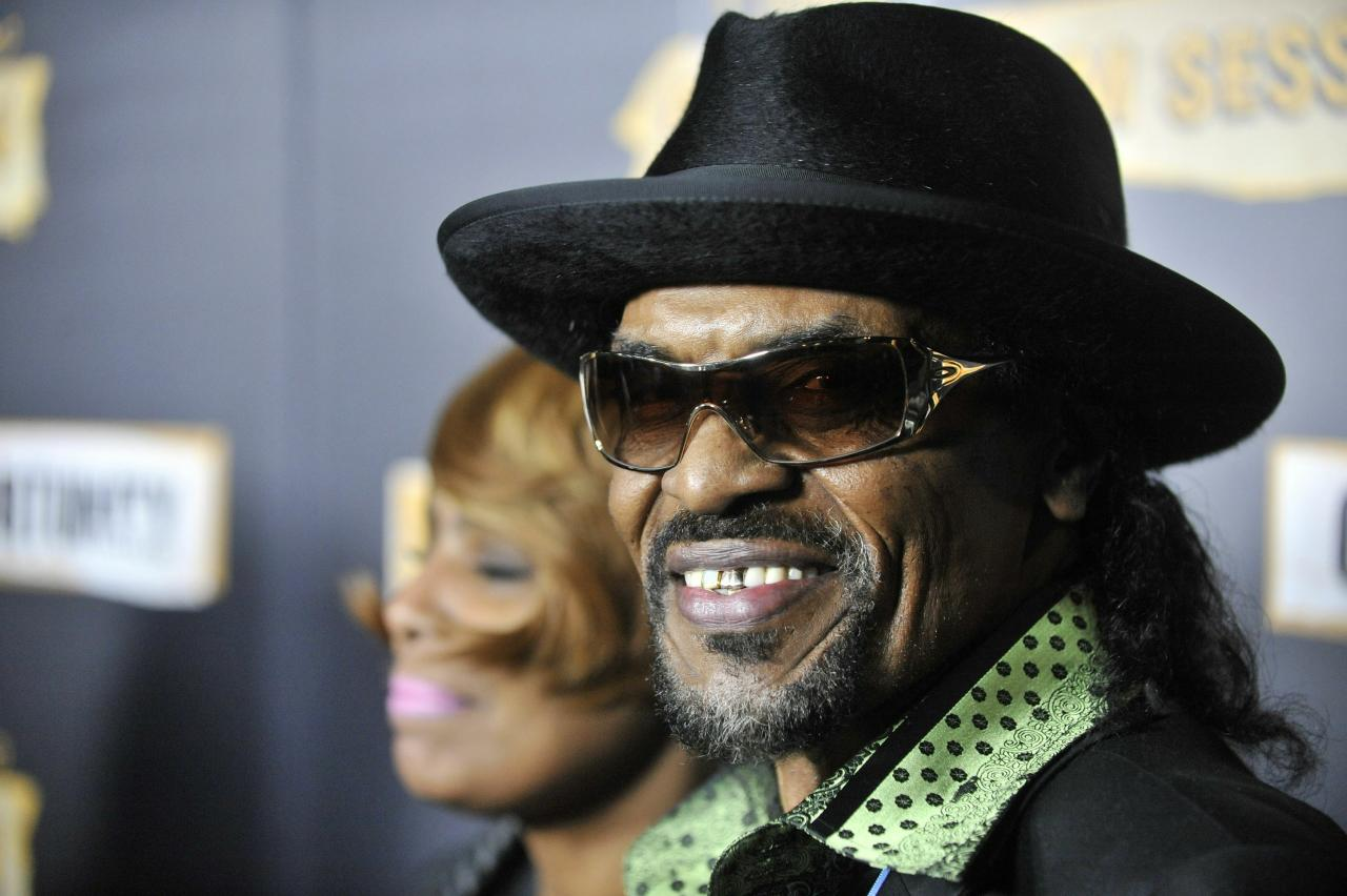 LOS ANGELES, CA - FEBRUARY 12: Chuck Brown attends the 7th Annual Roots Jam Session hosted by Jimmy Fallon at The Music Box on February 12, 2011 in Los Angeles, California. (Photo by Toby Canham/Getty Images)