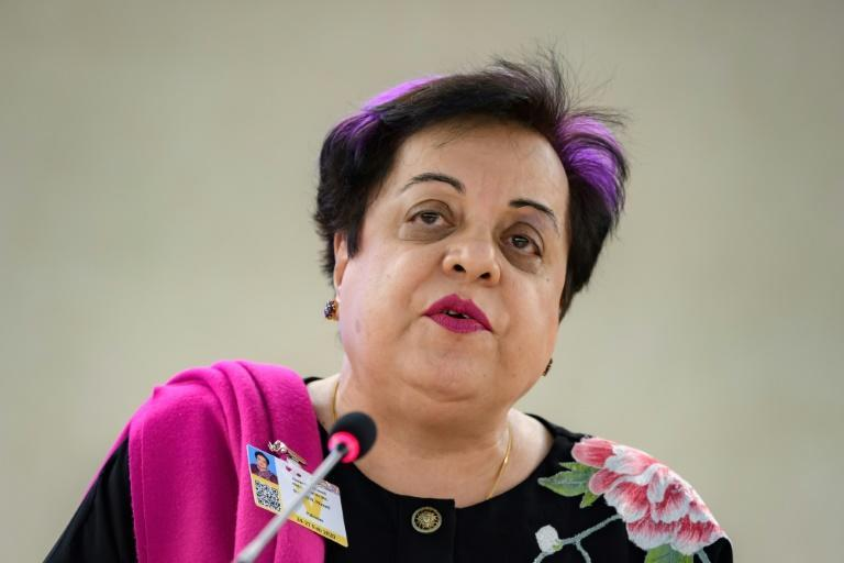 """Pakistan's Minister for Human Rights Shireen Mazari recently tweeted that """"no one should 'disappear' in a democracy"""""""