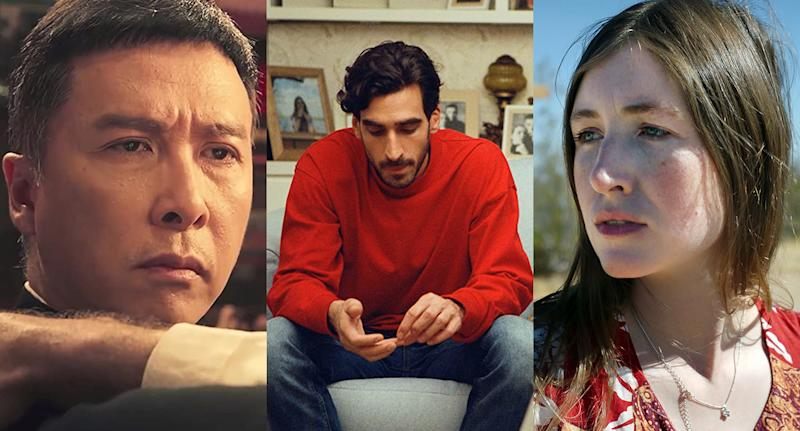 The best films streaming this week: 29 August. (Mandarin Motion Pictures. Sons of Manuel/Telefilm Canada. Rustic Films)