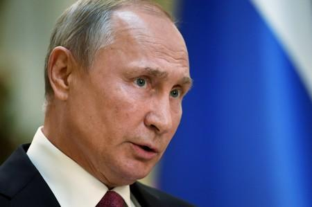 Putin says deadly military accident occurred during weapons systems test