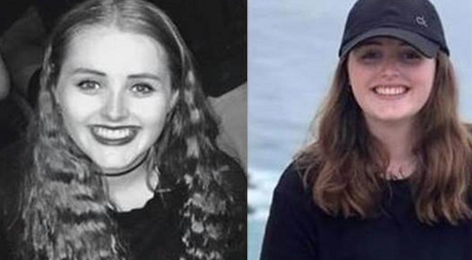 The body of Grace Millane, was found inside a suitcase a week after the British backpacker went missing (Pictures: PA)