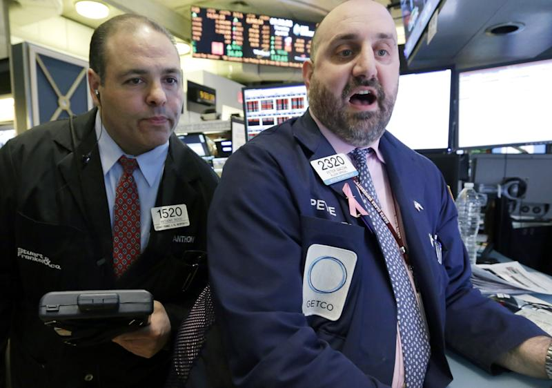 Stocks end lower after disappointing jobs report