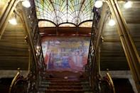 The Hotel Solvay, an Art Nouveau gem in Brussels, is now open for public visits