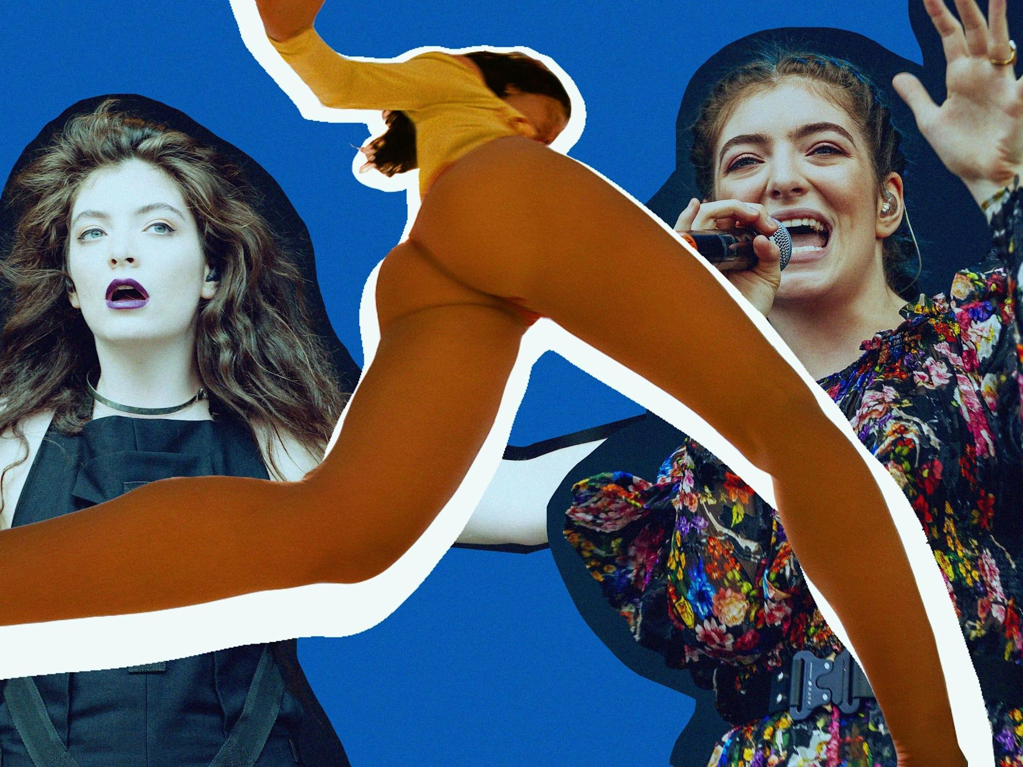 Lorde just announced the release date of her new album ...