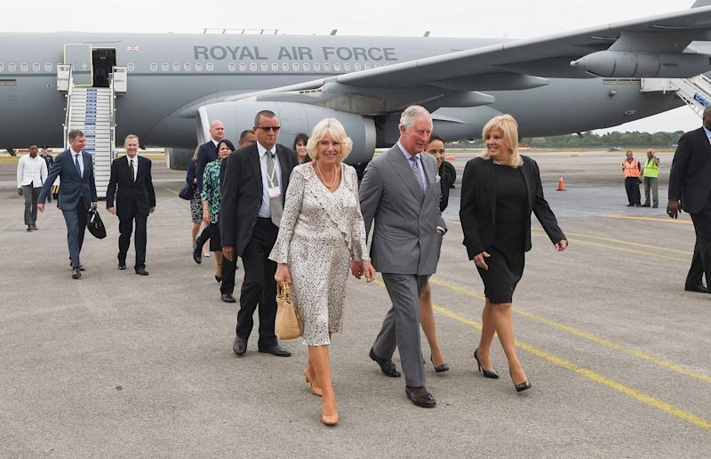 Prince Charles and Camilla Are First Royals to Visit Cuba