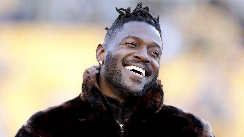 Antonio Brown Hasn't Closed Door On Return To Steelers