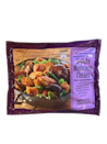 <p>The smell is a little funky here, and several testers weren't a fan of the sauce. It does have a solid amount of veggies though — edamame, green beans, and shiitake mushrooms, obvs.</p>