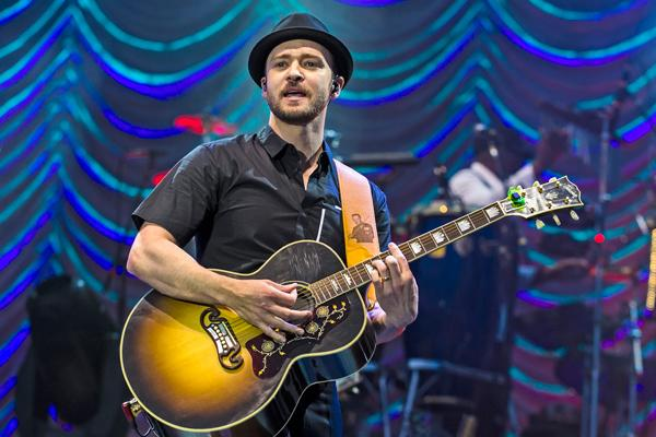 Justin Timberlake Posts '20/20 Experience: 2 of 2' Track List