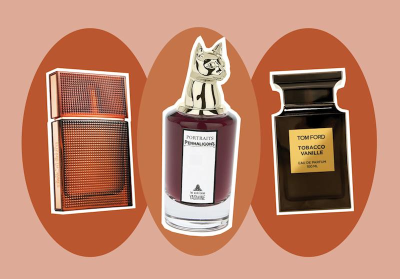 Spice up your fall perfume collection with these woodsy, earthy scents