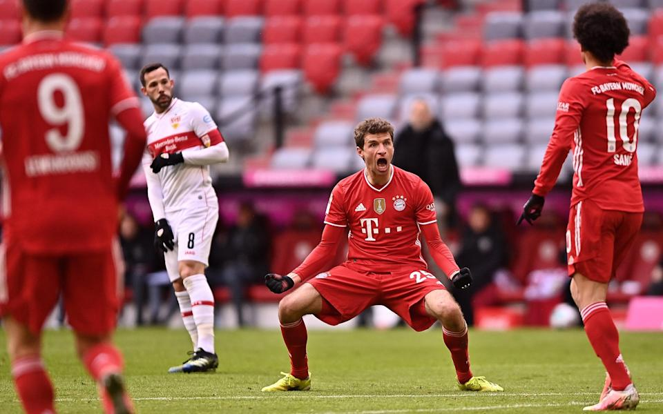Bayern have become accustomed to domestic successEPA