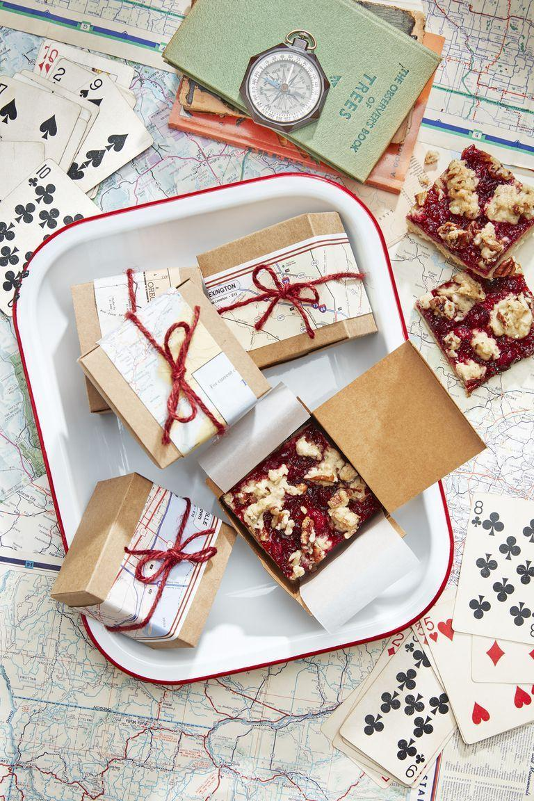 """<p>Begin the year on a sweet note with these bars that get a satisfying crunch from toasted pecans.</p><p><strong><a href=""""https://www.countryliving.com/food-drinks/a24433480/cranberry-crumb-bars-recipe/"""" rel=""""nofollow noopener"""" target=""""_blank"""" data-ylk=""""slk:Get the recipe"""" class=""""link rapid-noclick-resp"""">Get the recipe</a>.</strong><br></p>"""