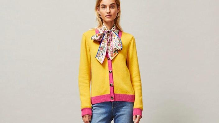 Add a splash of color to your life with this must-have top.