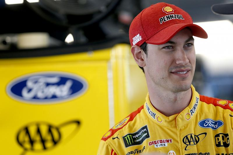 Logano: I'm the title favourite now