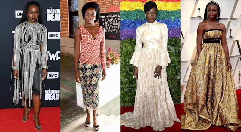 9 Appearances on Best Dressed